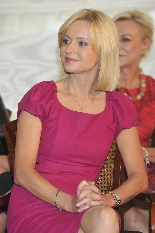 Jolanta Pieńkowska w ciągu 6 lat odmłodniała o 12