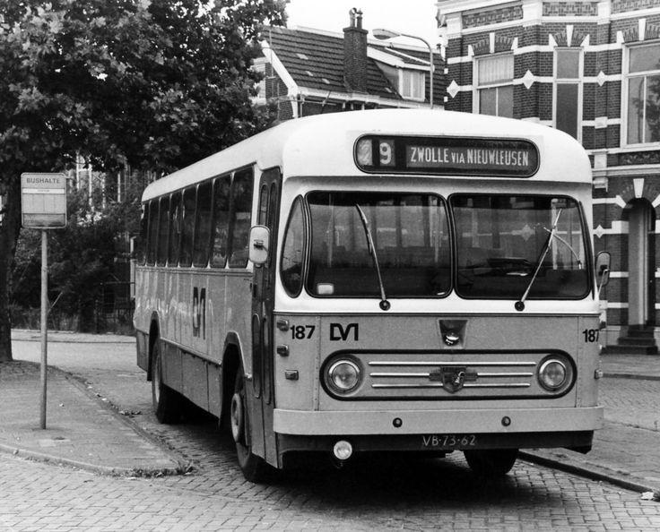 Leyland-Werkspoor Royal Tiger LE-WS Hainje ''Borlamer'' '1963