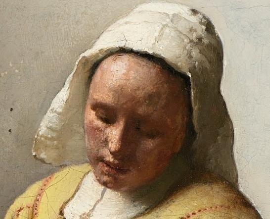 the milkmaid by vermeer dutch Dutch golden age painting 0 references country netherlands 1 reference imported from the milkmaid by johannes vermeer 1 reference imported from english.