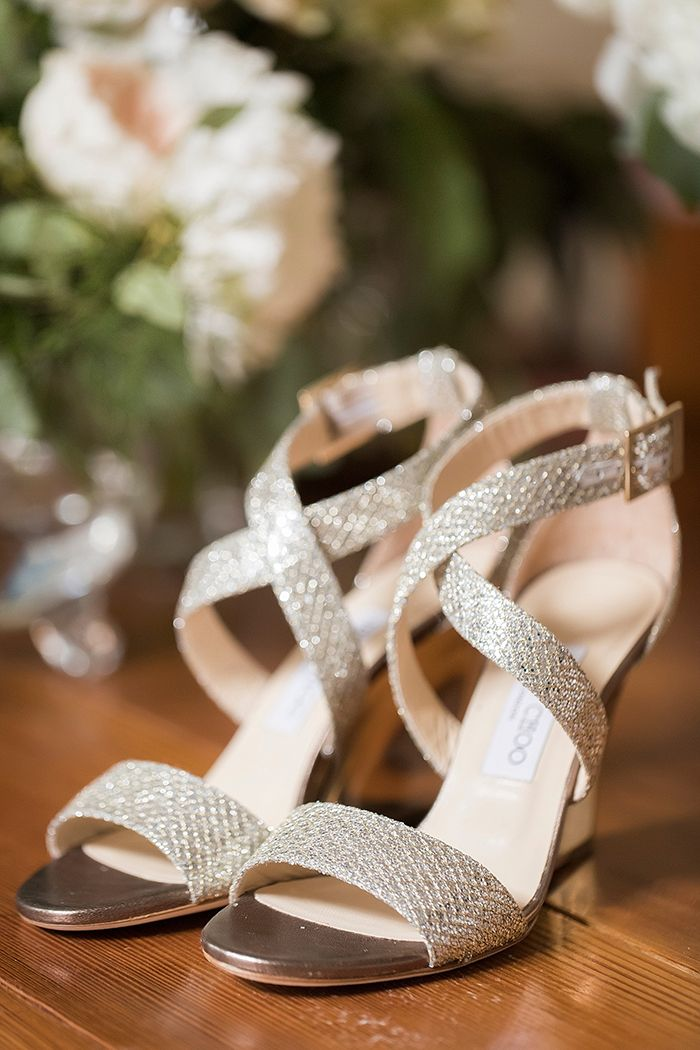 Glam Gold Wedding Shoes    #wedding #weddingday #aislesociety #glam #luxewedding #shoes #heels