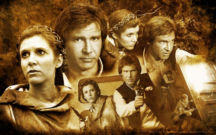 han and leia essay When luke, han and leia are shouting in joy that they aren't going to meet the most ignoble of ends inside a giant trash compactor, c-3po misinterprets these shouts as the sounds of agonizing death.