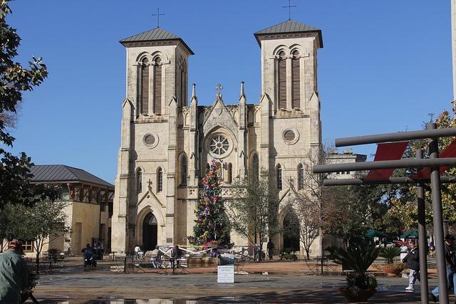 San Fernando Cathedral - San Antonio, TX, USA