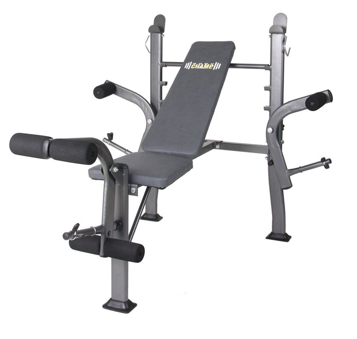 Elegant Simulator Body Champ Olympic Weight Bench