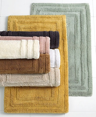 26 best images about towels on pinterest ralph lauren egyptian cotton and table linens for Hotel collection bathroom rugs