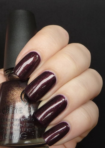 China Glaze Rodeo Diva - SIDE SADDLE