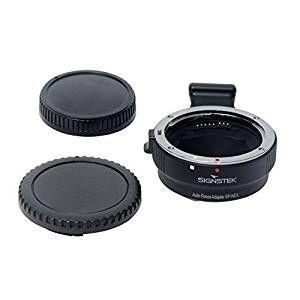 Amazon | キヤノンEFレンズ--SONY α7 (EF) マウントアダプター (電子接点付、絞り制御・オートフォーカス対応)CM-EF-NEX Lens Mount Adapter | アダプタ 通販