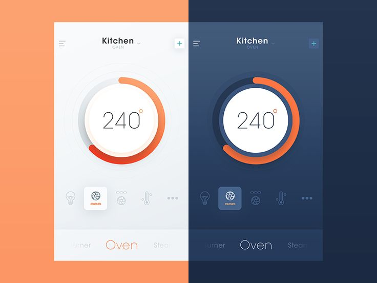30 Inspiring Examples Of Smart Home App U2013 Muzli  Design Inspiration
