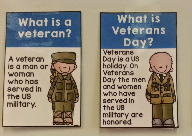 Free Veterans Day posters!
