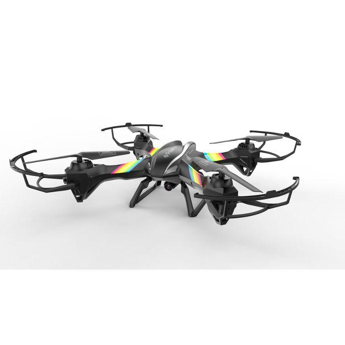 Apercu Image 2 Polaroid Pack drone Falcon avec casque VR Noir