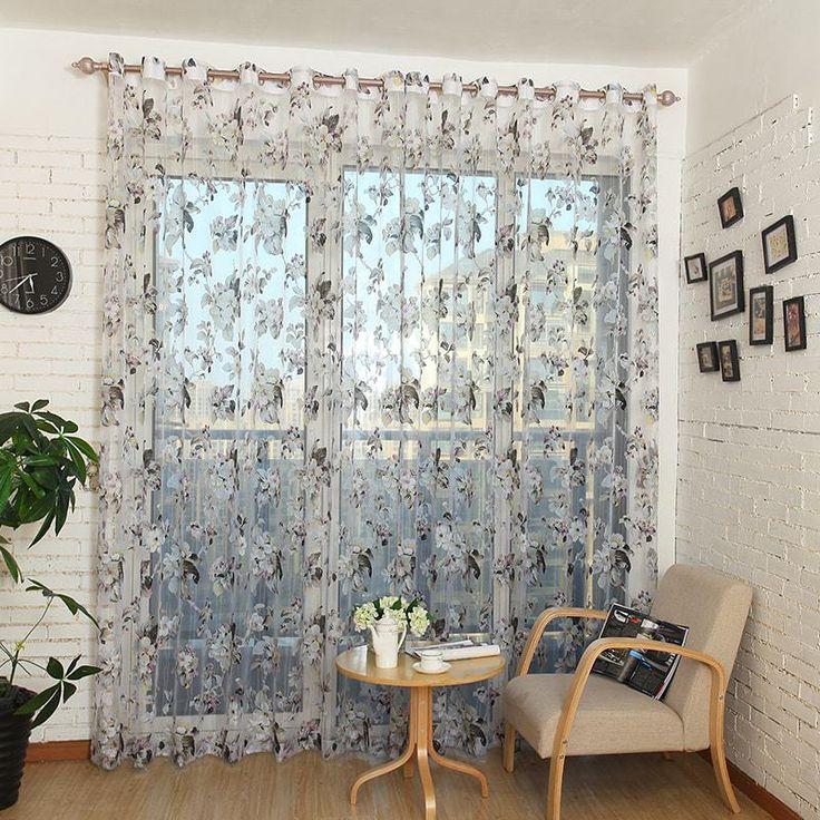 Amsterdam Sheer Curtains