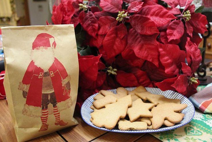 ¡Galletas de Jengibre! Huele a Navidad...