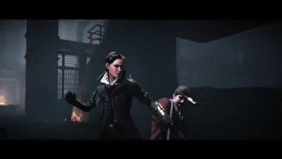 assassin's creed evie frye funco pop | Assassin's Creed Syndicate: Evie Frye Trailer | PS4 on Make A Gif