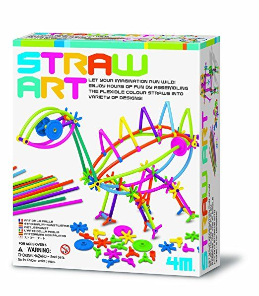 4M Straw Art Kit