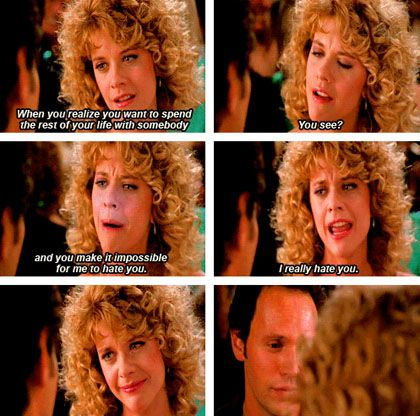"""when harry met sally quotes 