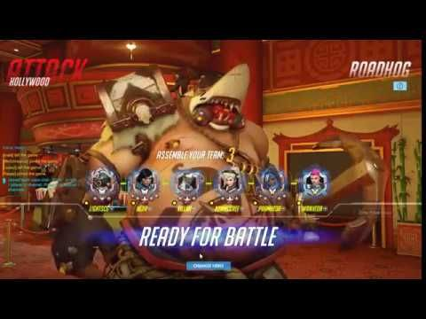 Overwatch - Competitive Catastrophe with Friends