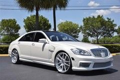 2012 Mercedes-Benz S63 AMG 4dr Sedan S63 AMG RWD For Sale