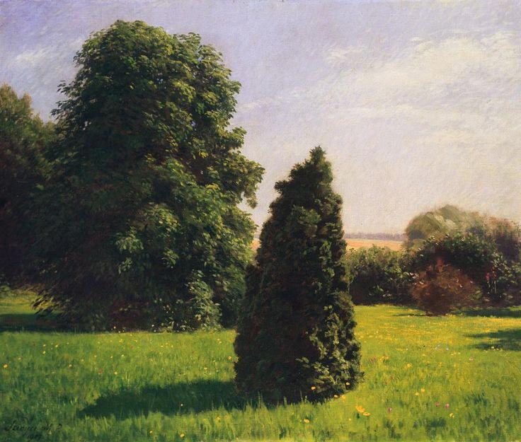 Chesnut Tree, 1907