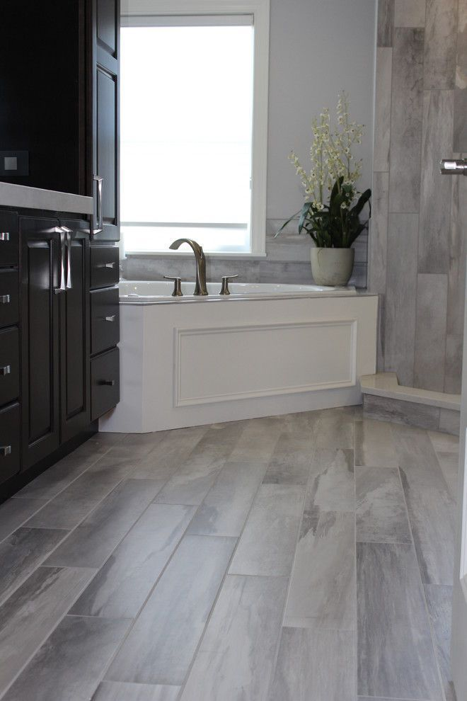Lowes Bathroom Floor Tiles Tile Design Ideas Bathroomdesignlowes Grey Bathroom Floor Gray Tile Bathroom Floor Bathroom Floor Tiles