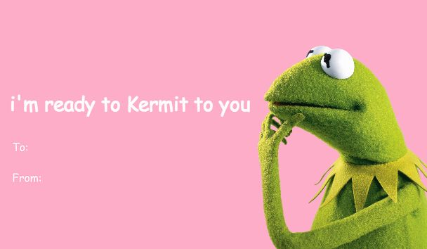The Muppet Mindset: The Muppets Bad Valentine's Cards