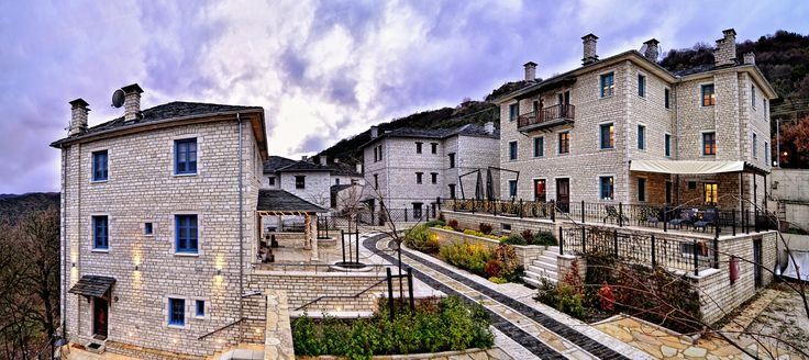Zagori Suites, external view