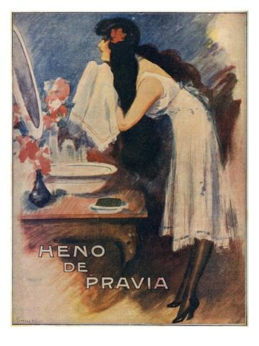 Heno De Pravia Soap