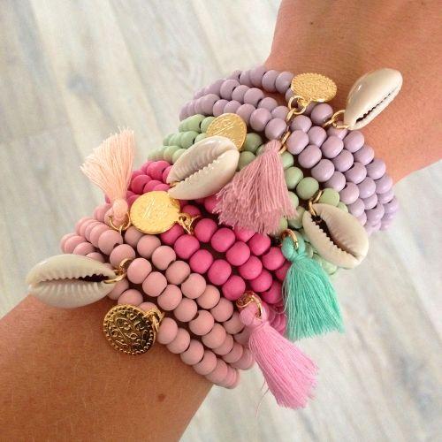 Ibiza Bracelets - Mint15   www.mint15.nl