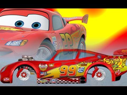 Marvelous Bauen Sie Einb Lightning McQueen U2013 Kostenlose Spiele Für Android | Besten  Spiele Apps Für
