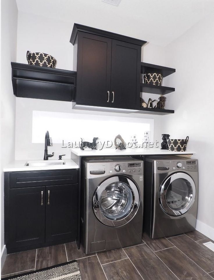 Installing A Utility Sink In Laundry Room 5