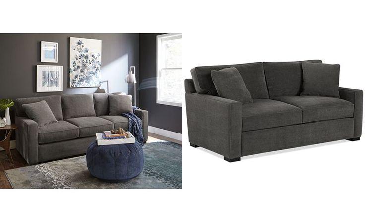 Radley Fabric Full Sleeper Sofa Bed - Furniture - Macy's