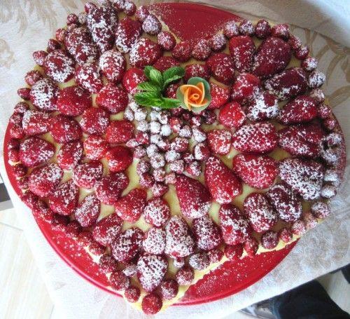 Cuore di fragole e fragoline di bosco di Giulia Maria-perfect way to say I love you <3