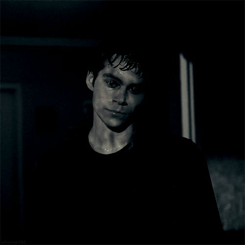 Stiles - It's amazing how devastatingly creepy and dangerous he looks And the fact that I thought void stiles was still super hot