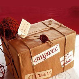 Come realizzare pacchetti regalo: idee originali - Natale fai da te | Donna Moderna