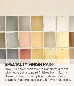 Great Martha Stewart Paint   Metallic Gold For Furniture!