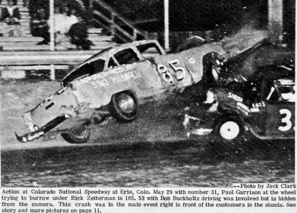 Amazing Car Crashes