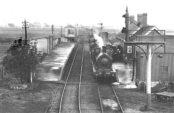 Disused Stations: Lydd Town Station