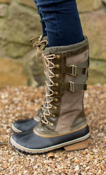 SOREL Conquest Carly II Boot - Cheeky Peach Boutique