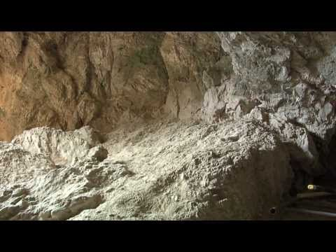 Grotte di Equi Terme Video sulla Tecchia preistorica www.grottediequi.it
