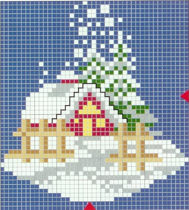 winter+cross+stitch.jpg (605×672)