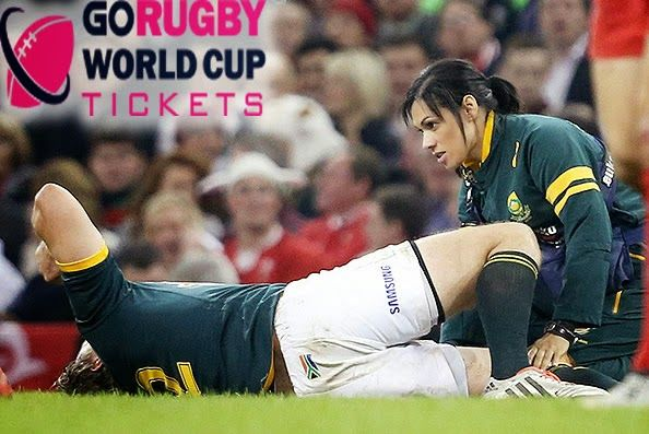Go Rugby World Cup Updates: de Villiers will be Recovered Very Soon
