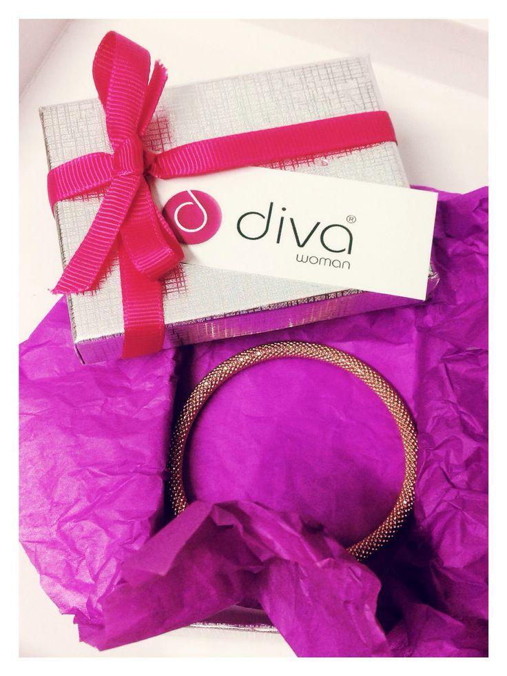 Pulseira Diva Woman Elegance em Prata.  Encomendas: info@art-argentum.com