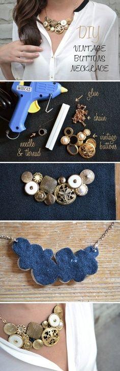 Lots of Necklace Tutorials
