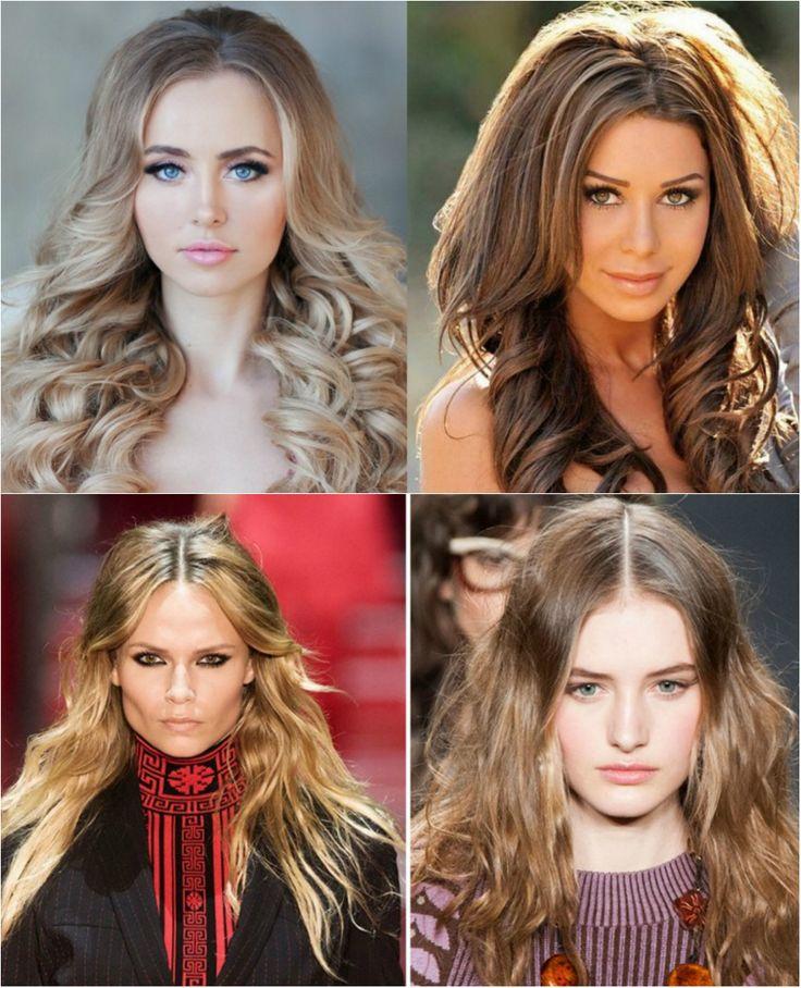 Модные укладки на длинные волосы 2016 фото