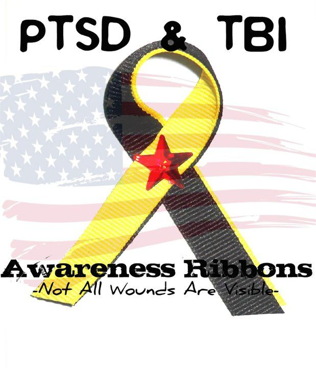 Image result for ptsd tbi