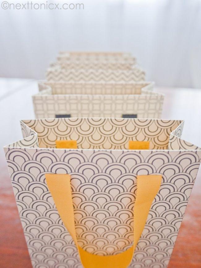 bolsas imprimibles : via MIBLOG