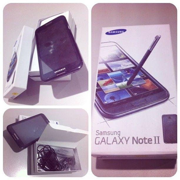 للبيع جلكسي نوت 2 Samsung Galaxy Note 2 بحالة جدا ممتازة السعر 130 Electronic Products Phone Electronics