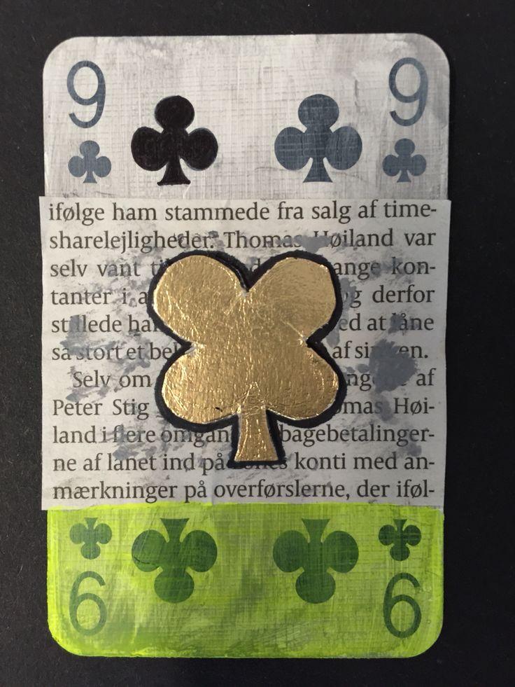 The lucky card