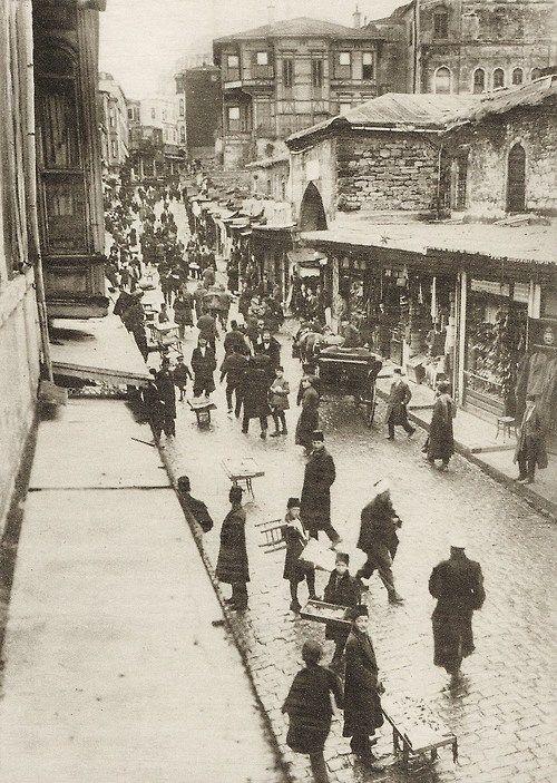 Kürkçü Han / Mahmutpaşa / 1915