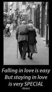i love: One Day, In Love, Oneday, Inspiration, Sweet, Quote, True Love, Old Couple, Smile