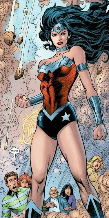 Wonder Woman, New 52