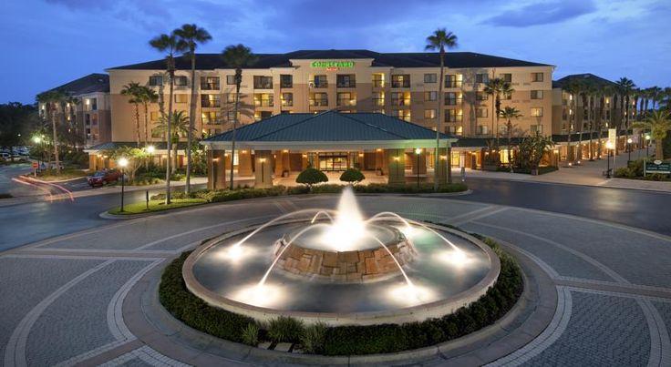 Hotel Courtyard Buena Vista, FL, Orlando, FL - Booking.com